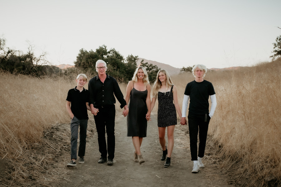 Malibu Family – Los Angeles Photographer