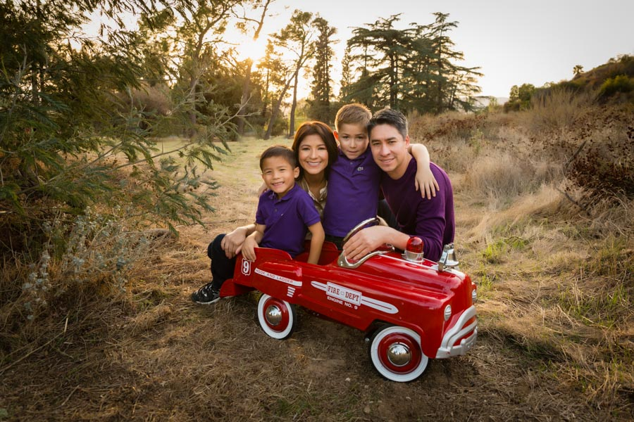 L Family-Los Angeles Family Photographer