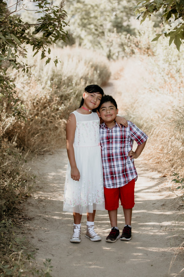 brother and sister, siblings, natural light photography,