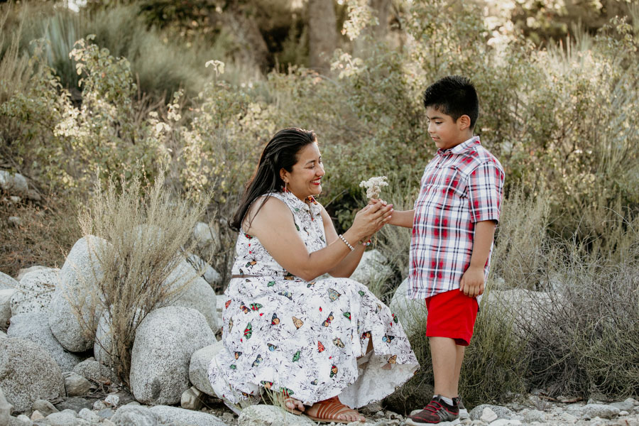 mother and son, natural light photography, family portraits