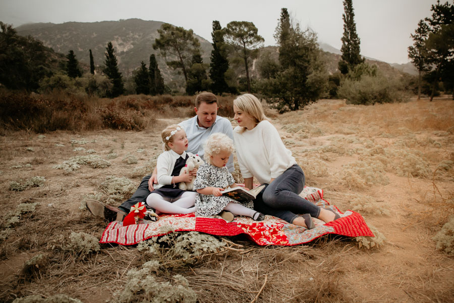 family portraits, nature, picnic in the park
