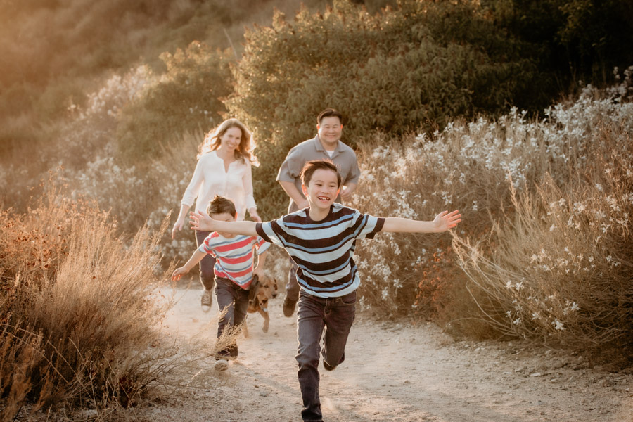 C Family- Los Angeles Family Photographer