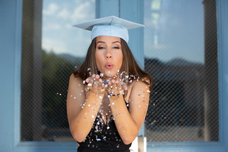 senior, high school, graduate, class2020,family