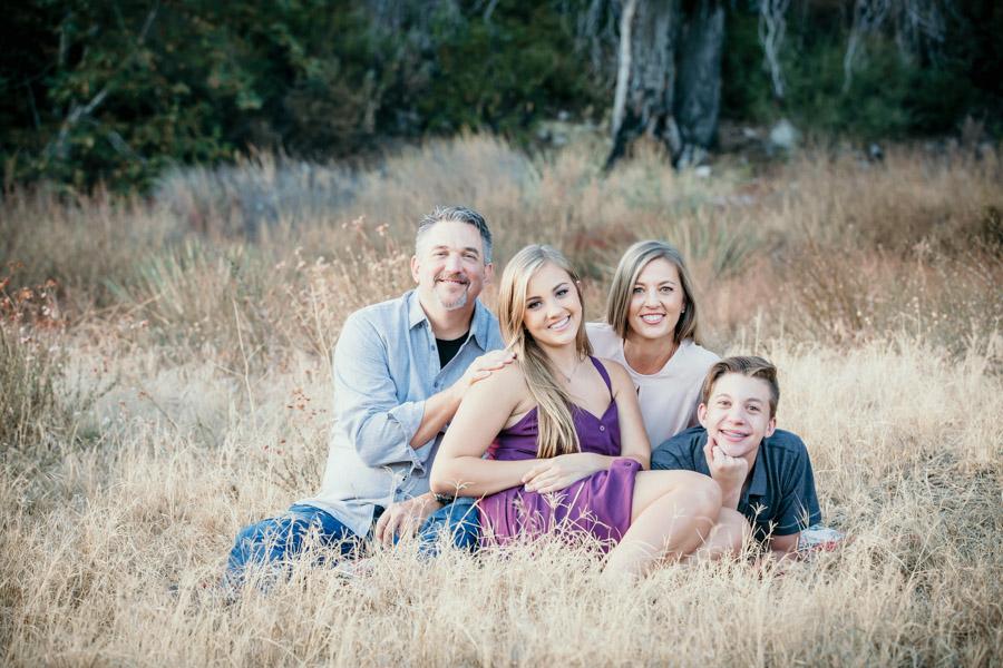 senior session, family session