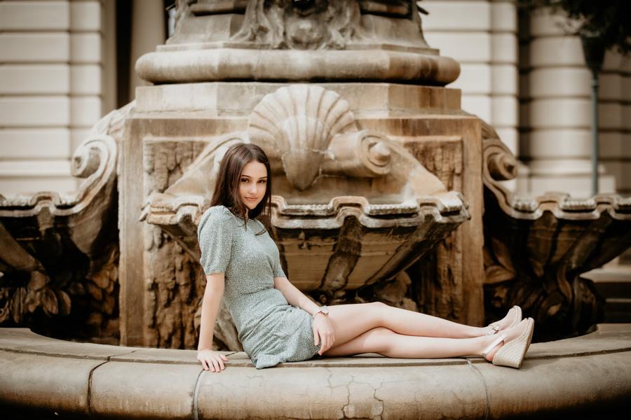 sweet sixteen, pasadena city hall, teen girl