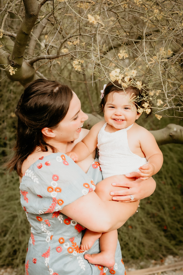 mother and daughter, babies, family portraits