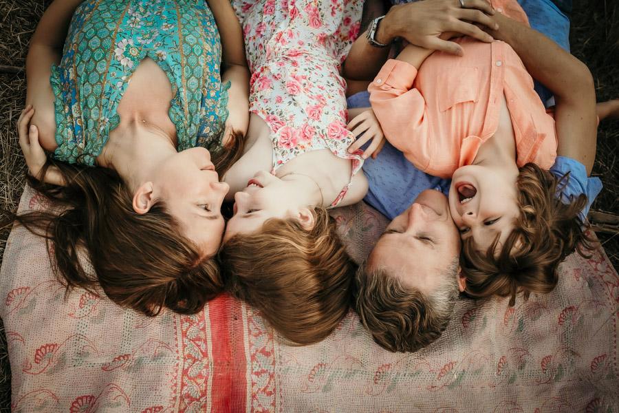 Family portraits, family photo shoot