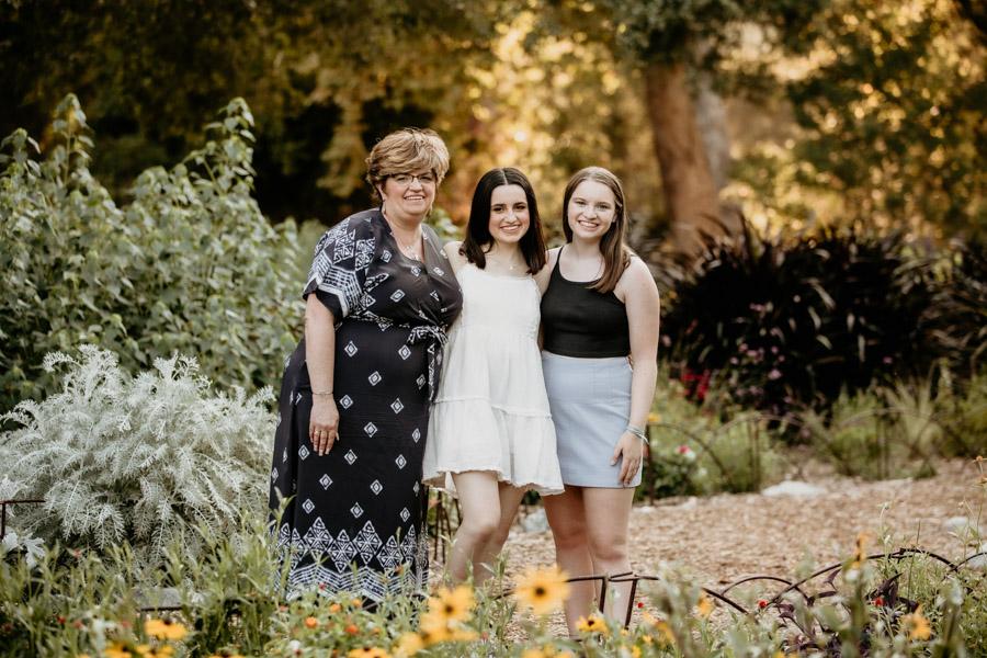 senior portraits, family